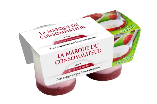 Yaourt aux fruits MDC CQLP